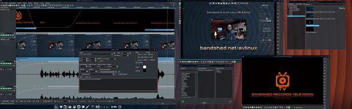 AVL-MXE-Video-Editing